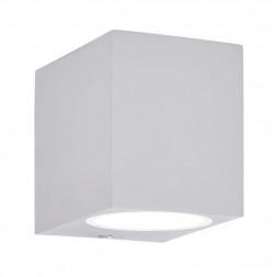Уличный настенный светильник Ideal Lux Up AP1 Bianco