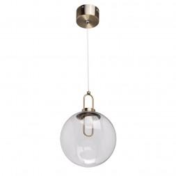 Подвесной светодиодный светильник De Markt Крайс 5 657011101