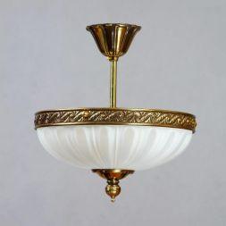 Потолочный светильник Ambiente Navarra 02228/30 PL PB