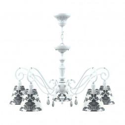 Подвесная люстра Lamp4you Classic E3-05-WM-LMP-O-2-CRL-E3-05-TR-DN