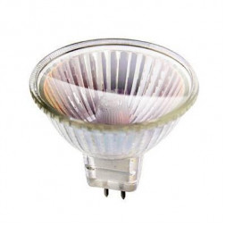 Лампа галогенная G5.3 35W прозрачная 4607138146851