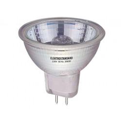 Лампа галогенная G5.3 50W прозрачная 4690389017834