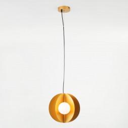 Подвесной светильник Eurosvet 50144/3 золото