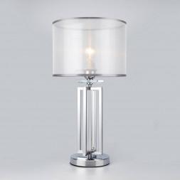 Настольная лампа Eurosvet Fargo 01078/1 хром