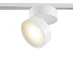 Трековый светодиодный светильник Maytoni Track TR007-1-18W3K-W4K