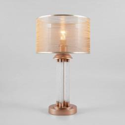 Настольная лампа Eurosvet Licata 01073/1 перламутровое золото