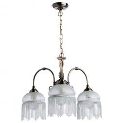 Подвесная люстра Arte Lamp Victoriana A3191LM-3AB