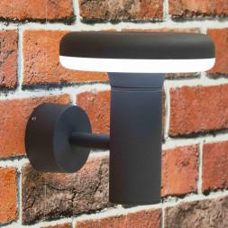 Уличный настенный светодиодный светильник Citilux CLU01W