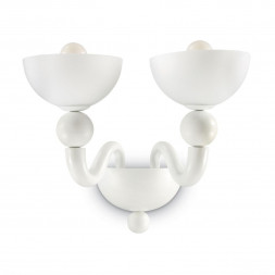 Бра Ideal Lux Bon Bon AP2 Bianco