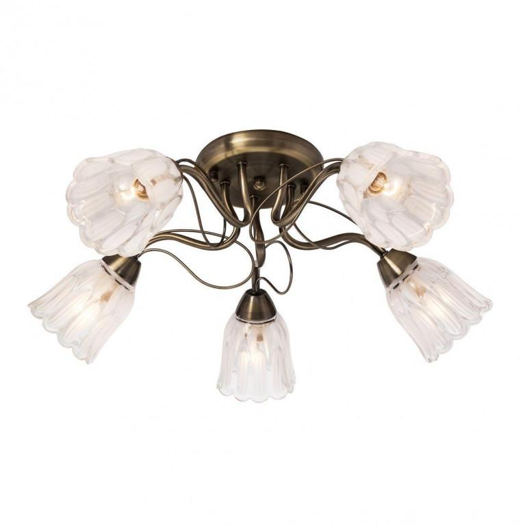 Потолочная люстра Silver Light Azalea 504.53.5