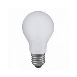 Лампа накаливания диммируемая ударопрочная E27 100W 2700K матовая 40020