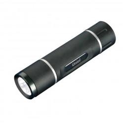 Ручной светодиодный фонарь Uniel (05625) от батареек 60 лм S-LD021-C Black