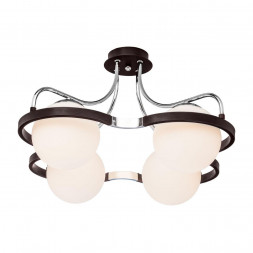 Потолочная люстра Silver Light Globe 209.59.4