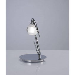 Настольная лампа Mantra Loop Chrome 1807