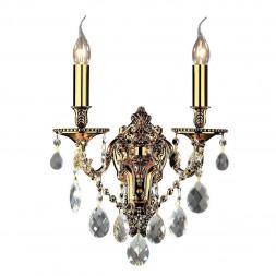 Бра Ideal Lux Gioconda AP2 Oro