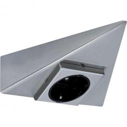 Мебельный светильник-розетка Paulmann Micro Line Triangle Socket 98522