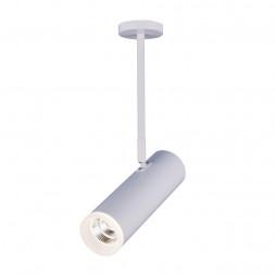 Светодиодный спот Elektrostandard DLS022 9W 4200K белый матовый 4690389144301