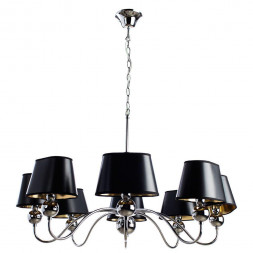 Подвесная люстра Arte Lamp Turandot A4011LM-8CC