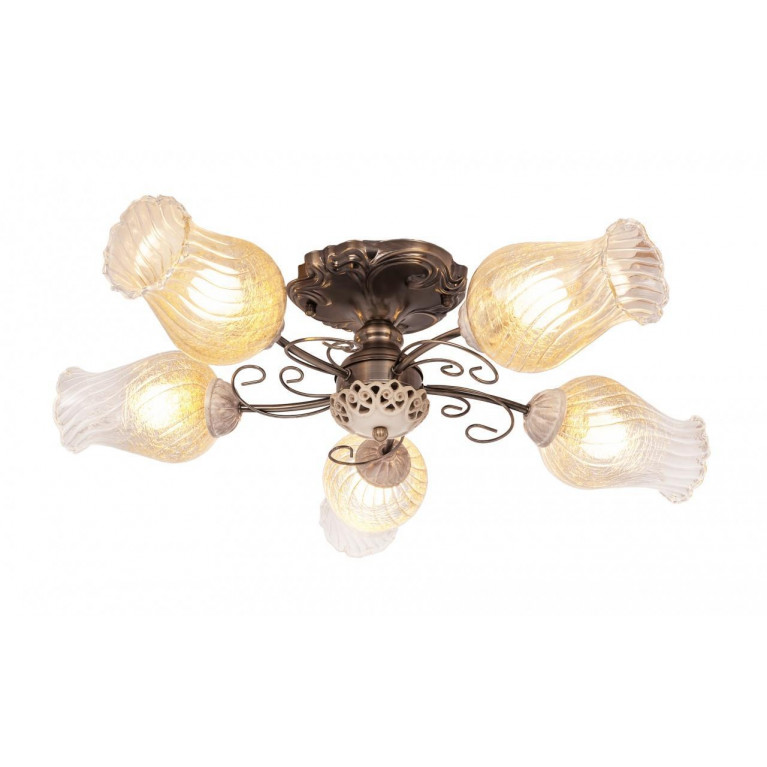 Потолочная люстра Silver Light Munich 509.53.5