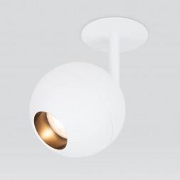 Встраиваемый светодиодный спот Elektrostandard Ball 9926 LED 12W 4200K белый 4690389169830