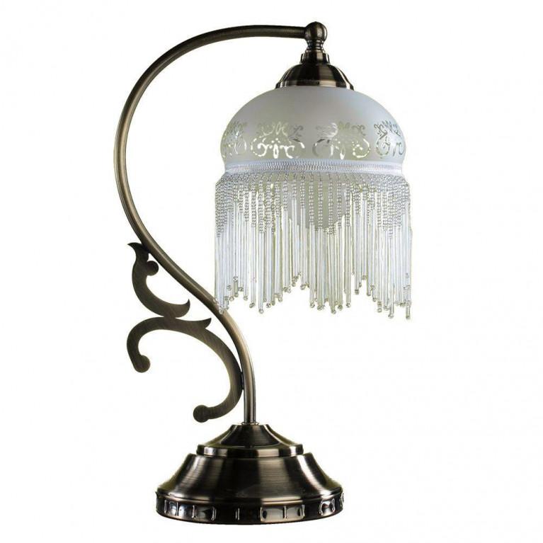 Настольная лампа Arte Lamp Victoriana A3191LT-1AB