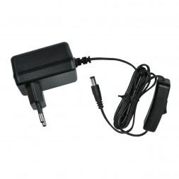 Блок питания с вилкой и кабелем (08533) Uniel 12V IP20 UET-VPA-009A20