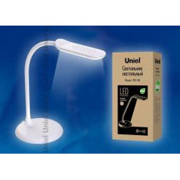Настольная лампа (06544) Uniel TLD-506 White/LED/550Lm/5000K