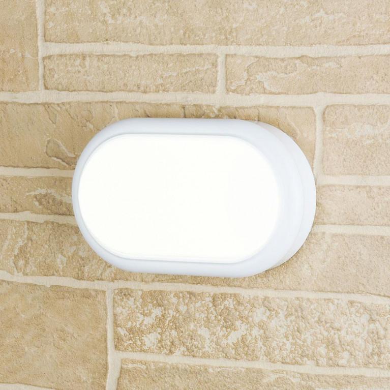 Уличный настенный светодиодный светильник Elektrostandard Forssa 4690389104879