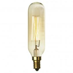Лампа накаливания Е14 40W 2700K прозрачная GF-E-46