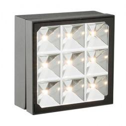 Уличный настенный светодиодный светильник Globo Bolton 34169-1