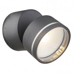 Уличный настенный светодиодный светильник Globo Lissy 34301