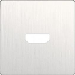 Накладка для розетки HDMI перламутровый рифленый WL13-HDMI-CP 4690389124297