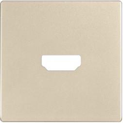 Накладка для розетки HDMI шампань WL11-HDMI-CP 4690389124518