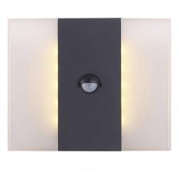 Уличный настенный светодиодный светильник Globo Moonlight 34167S