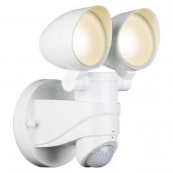 Уличный настенный светодиодный светильник Globo Solar 34099S