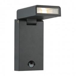 Уличный настенный светодиодный светильник Globo Sparrow 34310S