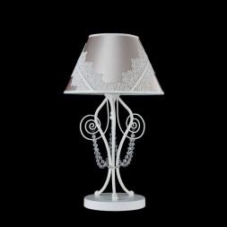 Настольная лампа Maytoni Lucy ARM042-11-W