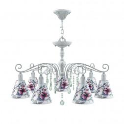 Подвесная люстра Lamp4you Provence E4-07-G-LMP-O-13-CRL-E4-07-GR-DN