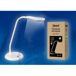 Настольная лампа (06546) Uniel TLD-507 White/LED/550Lm/5000K