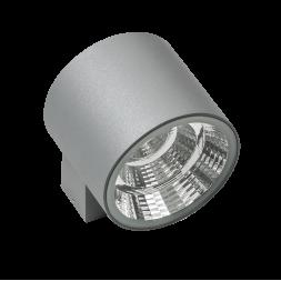 Уличный настенный светодиодный светильник Lightstar Paro 370694