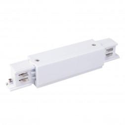 Коннектор прямой Elektrostandard TRC-1-3-I-WH 4690389112454