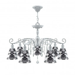 Подвесная люстра Lamp4you Provence E4-07-G-LMP-O-2-CRL-E4-07-TR-DN