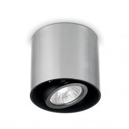Потолочный светильник Ideal Lux Mood PL1 Big Round Alluminio