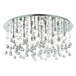 Потолочный светильник Ideal Lux Moonlight PL15 Cromo
