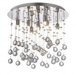 Потолочный светильник Ideal Lux Moonlight PL8 Cromo