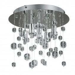 Потолочный светильник Ideal Lux Neve PL5 Cromo