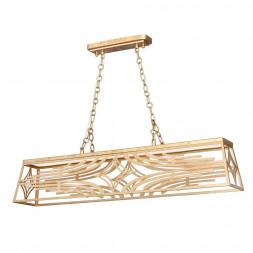 Подвесной светодиодный светильник Favourite Philipp 2498-10P