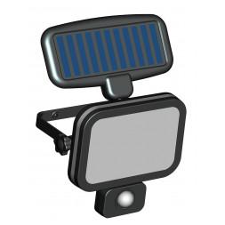 Уличный настенный светодиодный светильник на солнечной батарее Novotech Solar 358020