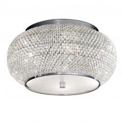 Потолочный светильник Ideal Lux Pasha PL6 Cromo