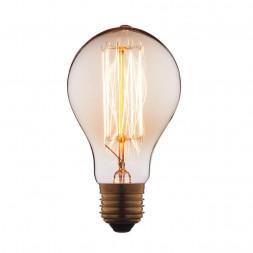 Лампа накаливания E27 40W прозрачная 7540-SC